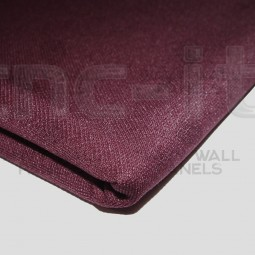 Burgundy Speaker Cloth