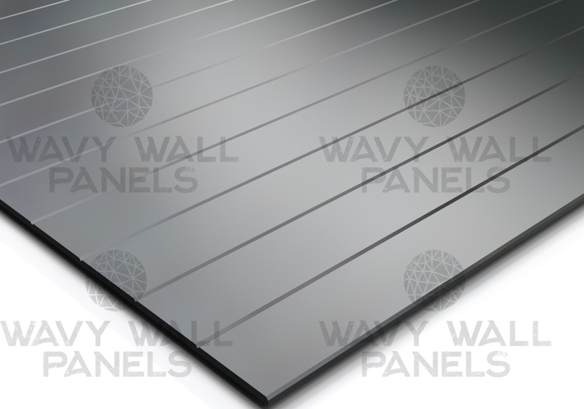 Small V Grooved Mdf Wall Panel