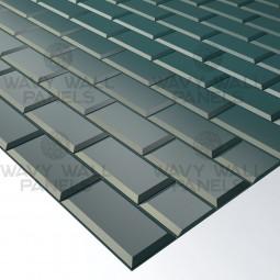Metro Style Kitchen Tile V6 MDF Wall Panel