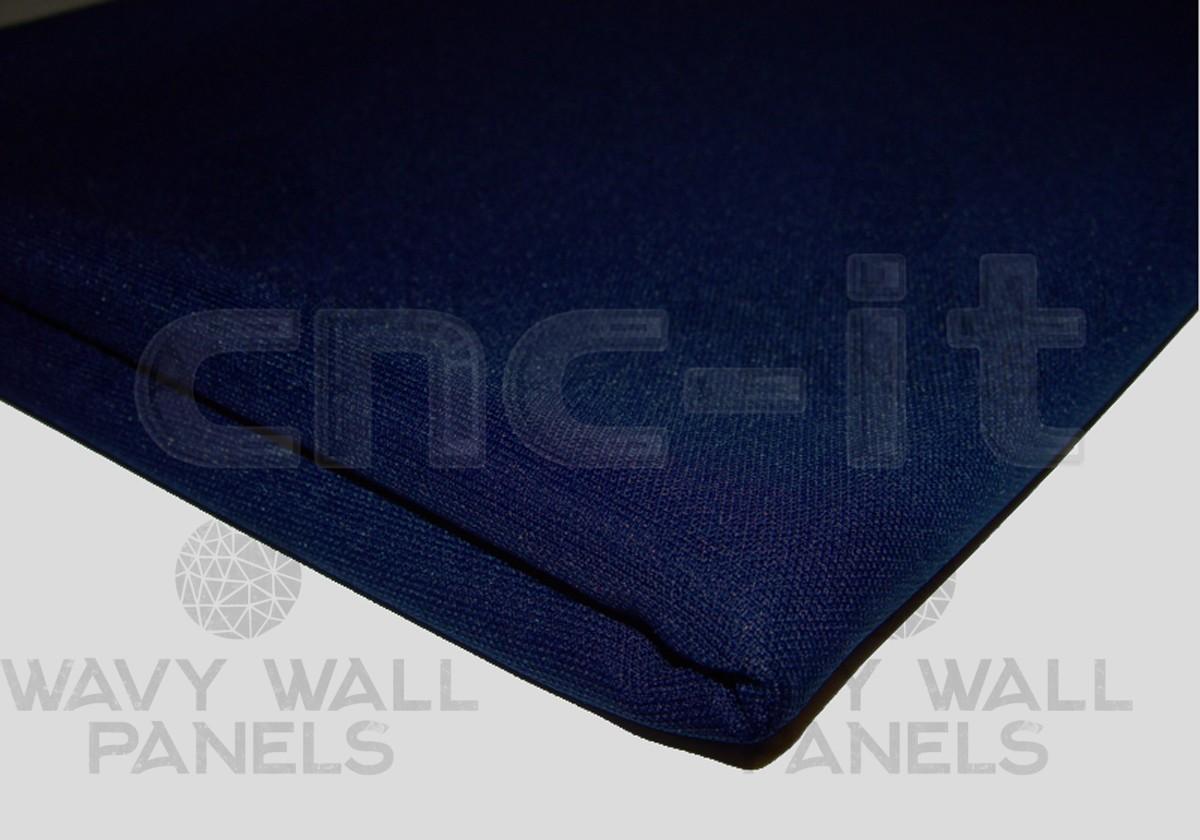 Af035 Navy Blue Acoustic Speaker Grille Cloth