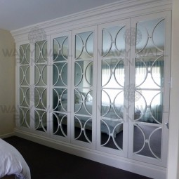 Fretwork Wardrobe Doors
