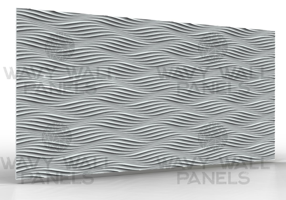 T333-30 Wave Wall Panel