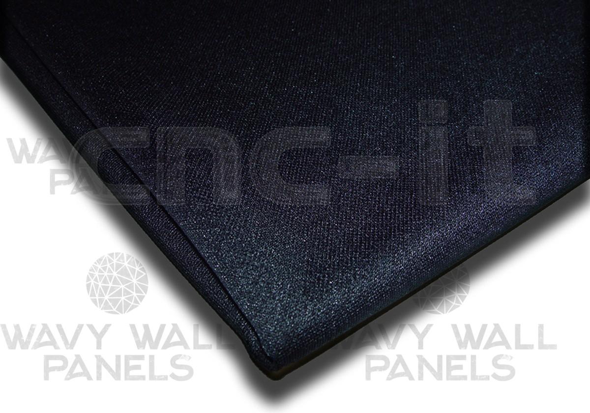 Black Speaker Cloth (1m x 1.4m)