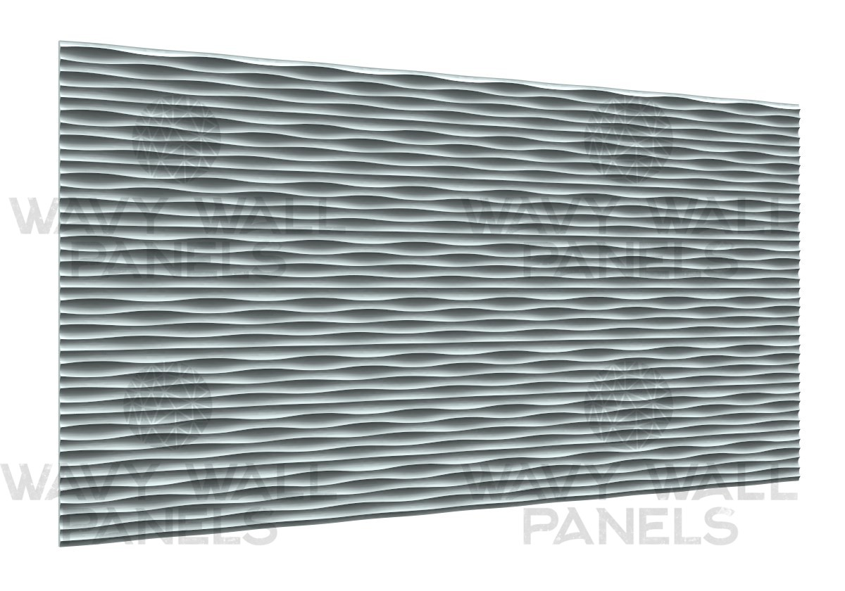 T444-40 Wave Wall Panel