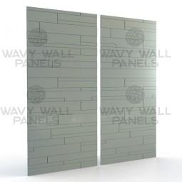 Random V-Groove Wall Panel 2.4m x 1.2m