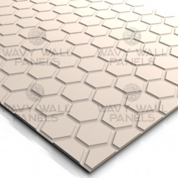 T8006  Honeycomb R2 MDF Wall Panel