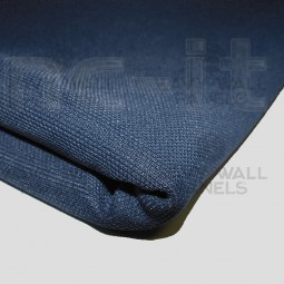 Mid Blue Speaker Cloth