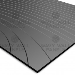V-Groove MatriX Wall Panel 2.4m x 1.2m